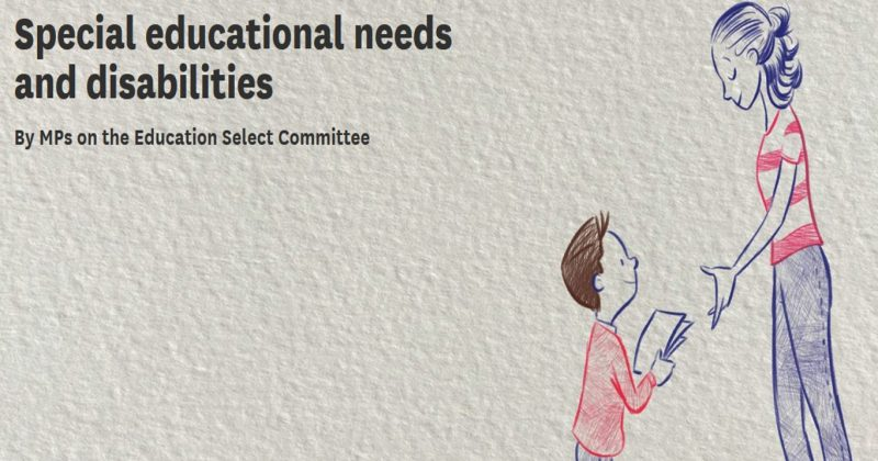 Special Educational Needs and Disabilities Inquiry